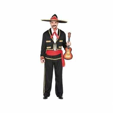 Mexico heren carnavalspak