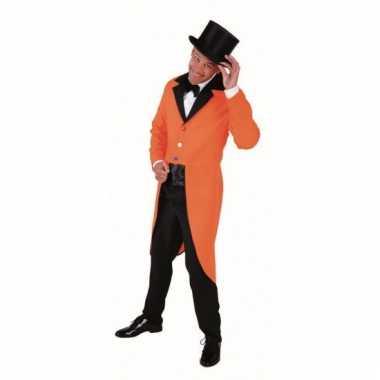 Oranje slipjas heren