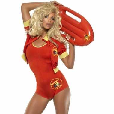 Pamela Anderson Baywatch carnavalspak