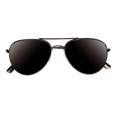 af0dc8166f6a3a Piloten bril spiegelglas