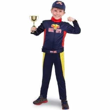 Race/formule carnavalspak trofee jongens