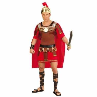 Romeins gladiator carnavalspak heren