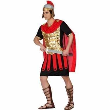 Romeinse gladiator felix carnavalspak/set heren