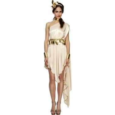Romeinse godin carnavalspak dames