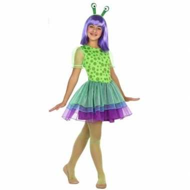 Ruimtewezen carnavalspak meisjes