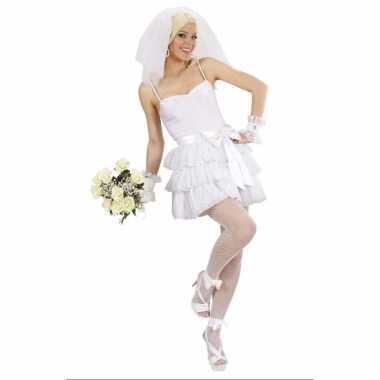 Sexy bruidscarnavalspak dames