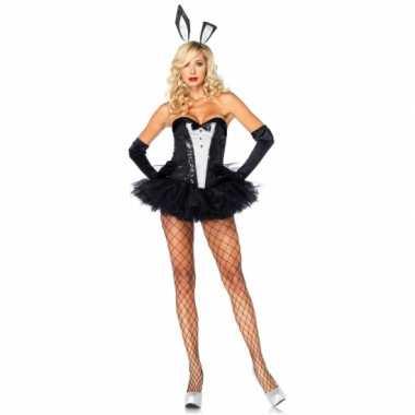 Sexy bunny carnavalspaks dames