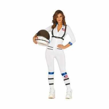 Verkleed carnavalspak astronaut dames