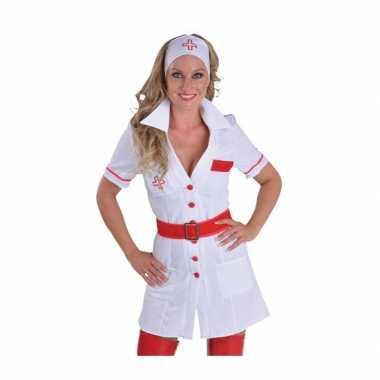 Verpleegsters carnavalspak dames