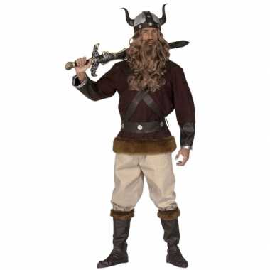 Viking carnavalspaks mannen
