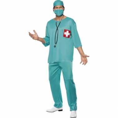 Ziekenhuis chirurg carnavalspak