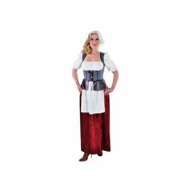 Zigeunerin carnavalspak dames